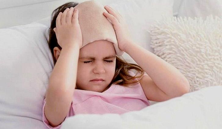 Симптомы и признаки менингита у детей