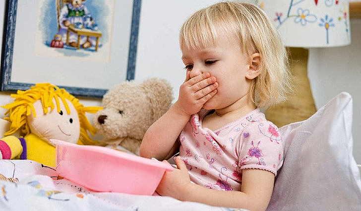 Симптомы кишечного гриппа у детей