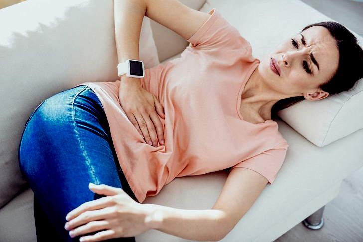 Симптомы полипов желчного пузыря