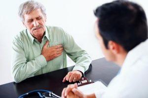 Консультация врача при боли в сердце