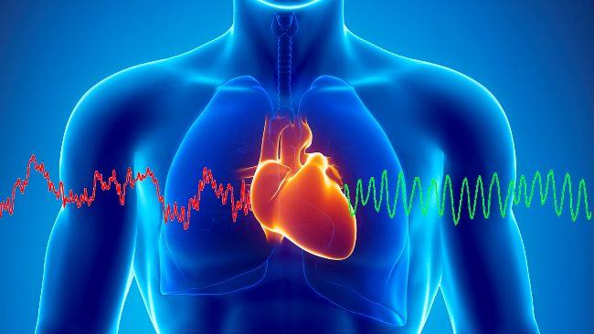 ухудшение работы сердца