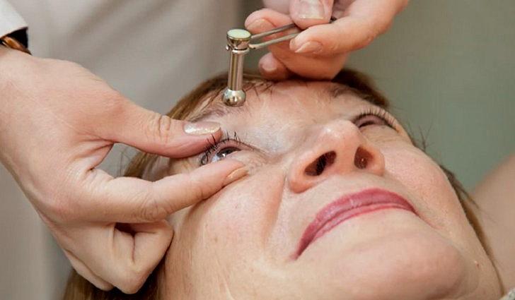 Повышенное внутриглазное давление при глаукоме